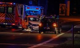 Toyota kracht in VW-Polo: Zwei Leichtverletzte und 12.000 Euro Sachschaden