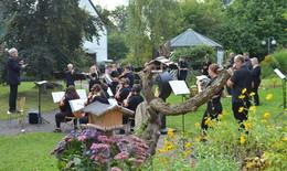 Ensemble der Musikschule der Stadt Fulda zu Gast im Mediana Wohnstift