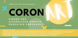 Kinder- und Jugend-Kunstprojekt coronART geht vorerst zu Ende