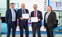 Prof. Dr. med. Tilman Kälble und Prof. Dr. med. Stephan Roth ausgezeichnet