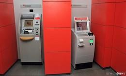 Zum Jahreswechsel: Sparkassen-Filialen werden abgebaut