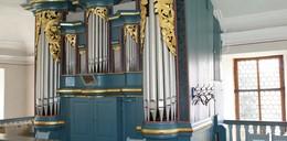 Die Eifert-Orgel der evangelischen Kirche Freiensteinau