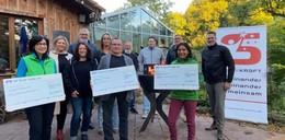 Superkraft-Charity mit 250 Gästen erbringt 12.000 Euro