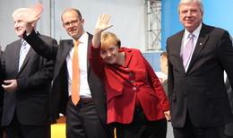 Time to say goodbye: Angela Merkel in Osthessen - Die große O|N-Bildergalerie
