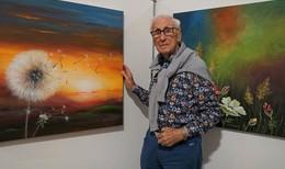 Happy Birthday Werner Wurtinger! Künstler feiert 90. Geburtstag