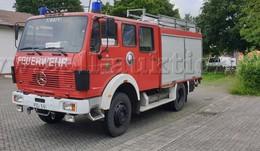 Stadt schickt Feuerwehrauto in Rente - Wer will es haben?
