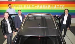 Das ging mächtig nach hinten los: Vielfalt-Parkplätze sorgen für Empörung