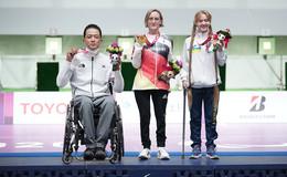 Athletin aus Heringen holt Gold bei den Paralympics
