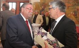 Happy Birthday! Bürgermeister a. D. Hans-Jürgen Schäfer feiert 70. Geburtstag