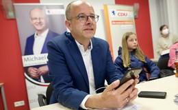 Michael Brand (CDU) gewinnt mit 38,1 Prozent den Wahlkreis 174
