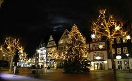 Stadtmarketing sucht Weihnachtsbaum für den Linggplatz