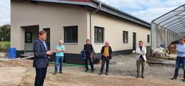 Millionenprojekt: Neubau und Erweiterung der Kläranlage Wiesen