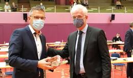 Deutliches Votum: Dirk Noll (SPD) wird neuer Vize-Landrat