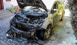 Wer ist der Feuerteufel? Staatsanwaltschaft bestätigt Brandstiftung