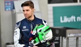 Fiasko am Hockenheimring: Marcel Lenerz kann Enttäuschung nicht verbergen