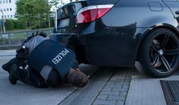 Raser und Poser in der Innenstadt - Über 80 Fahrzeuge kontrolliert