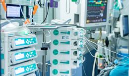 Im Klinikum: Großteil der Corona-Patienten nicht geimpft