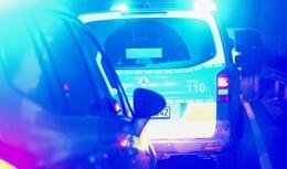 Unfall, Krankenhaus, Festnahme: BMW-Fahrer landet nach Crash im Knast