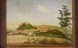 Neues Ölgemälde im Museum: Geschenk von Berthold Wilhelm