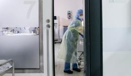 FD, HEF-ROF, VB: So viele Corona-Kranke liegen aktuell in den Krankenhäusern