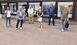 Straßengalerie feiert 20-jähriges Jubiläum: Begeisterung größer als je zuvor