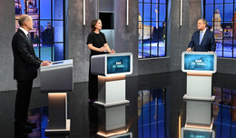 Das sagen SPD, CDU und Grüne aus Osthessen zum letzten TV-Triell