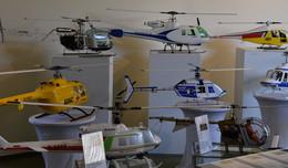 Faszinierende Hubschraubermodelle - Geschichte des Modellflugs erzählen