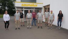 Neue Kooperation: Saunalux und Kompass Leben arbeiten nun zusammen
