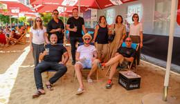 Playa de Fulda hat eröffnet! Stadtstrand begeistert bei strahlender Sonne