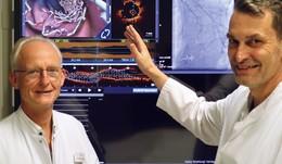 Doppelspitze als neue kommissarische Leitung der Klinik für Kardiologie