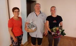 Dorothee Schaar künftig Vorsitzende beim Skiclub Neuenstein