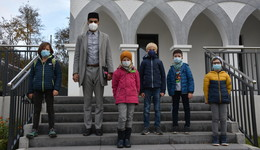 Auf den Spuren des Islam - Was macht man eigentlich in einer Moschee?