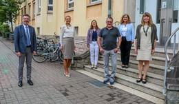 Schulamtsleiter Harald Persch: Wir sind fürs neue Schuljahr gut aufgestellt