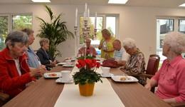Einzug in die Wohngemeinschaft in der Residenz Haselgrund hat begonnen