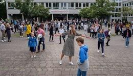 Neuer Lebensabschnitt: Sechs fünfte Klassen am Domgymnasium begrüßt