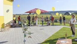 Kinder einen Raum geben - Kita Sonnenschein in Bimbach eingeweiht