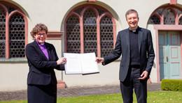 Rahmenvereinbarung für ökumenische Zusammenarbeit unterzeichnet