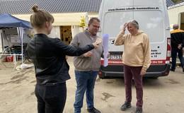 Drei Monate nach der Katastrophe - Ahrtal noch immer auf jede Hilfe angewiesen
