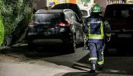 Nach Pkw-Brand in Uffhausen: Polizei spricht von Brandstiftung