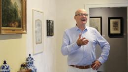 Wie bei Bares für Rares: Galerie beim Goldenen Karpfen endlich wieder offen