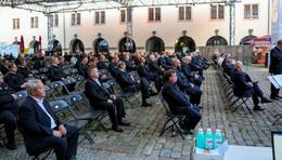 Feuerwehren-Hauptversammlung: Das sind die Ehrungen und Beförderungen