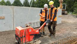 Berufsorientierung direkt auf der Baustelle: 125 Teilnehmer bei Praktikumswoche