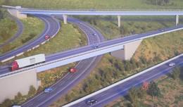 Freigabe für Autobahmeisterei-Bau an der neuen A49-Anschlussstelle