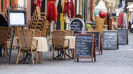 Aufatmen im Landkreis: Gastronomie und Einzelhandel in den Startlöchern