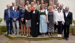 Abschied von einem rührigen Bilderbuchpfarrer: Reinhart Wachter in Ruhestand