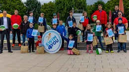swim4you: 227 Kinder der Region zu Wasserratten geworden