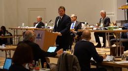 OB: Haushalt 2022 steht für Kontinuität, Verlässlichkeit und neue Perspektiven!