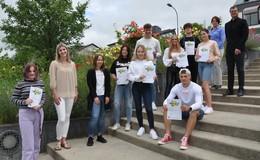 Eduard-Stieler-Schule testet Produkte für Stiftung Warentest