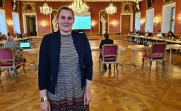 Klimaschutzmanagerin der Stadt Fulda vorgestellt: Sophia Beyer