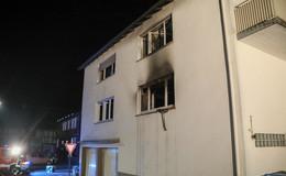 Nach Brand in Mehrfamilienhaus: Ermittlungen der Kripo Alsfeld laufen
